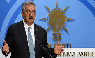 AK Parti'li Yazıcı'dan Tüzük Değişikliği Açıklaması !