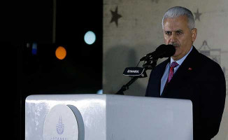 Başbakan Yıldırım: 7 Tepeli İstanbul'a 7 Dev Eser !