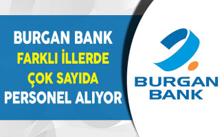 Burgan Bank Personel Alım İlanı 2017
