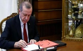 Cumhurbaşkanı Erdoğan HSK'ya Dört Kişiyi Atadı