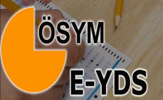 e-YDS 2017/5 Sınav Sonuçları ÖSYM Tarafından Açıklandı