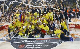 Fenerbahçe Basketbolda Avrupa'nın En Büyüğü