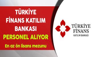 Türkiye Finans Katılım Bankası Personel Alım İlanı Yayımlandı