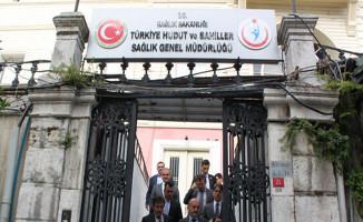 Türkiye Hudut ve Sahiller Sağlık Genel Müdürlüğü Disiplin Amirleri Yönetmeliği Değişti
