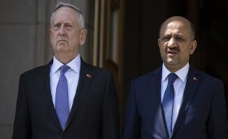 ABD Savunma Bakanı'ndan YPG'ye Silah Vermelerine Yönelik Açıklama! Tercihten Değil Zorunluluktan