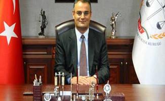 Adalet Bakanlığı Eski Müsteşarı Erdem Ankara Adliyesine Geldi