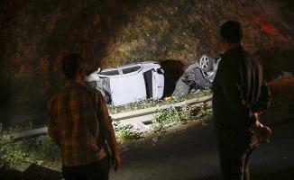 Ankara'da Can Pazarı Gibi Kaza ! 3 Ölü 4 Yaralı !