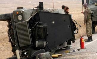 Askeri Araç Devrildi! Şehit ve Yaralı Haberi Var