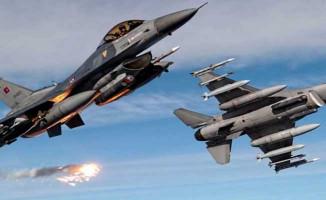 Irak'ın Kuzeyine Hava Harekatı ! 7 Terörist Etkisiz Hale Getirildi