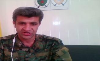 PKK/YPG'nin Sözde Yetkilisi Türkiye'ye Yönelik Küstah Açıklamalarda Bulundu!