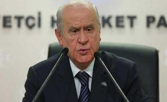 Son Dakika: MHP Lideri Bahçeli'den Flaş OHAL Açıklaması !