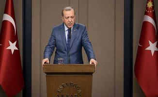 Cumhurbaşkanı Erdoğan'dan İsrail'e İlişkin Sert Açıklama !