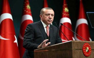 Erdoğan: 'Mescid-i Aksa İsrail Zulmüdür'