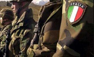 İtalya, Libya Karasularına Asker Gönderiyor