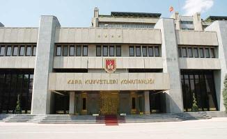 TSK Bünyesinde 19 İle Komuta Kademesi Yeniden Belirlendi
