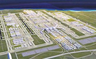 Üçüncü Havalimanına İlk Uçağın İniş Tarihi Belli Oldu