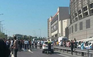 Yunus Polis Ekibi Kaza Yaptı: 1 Şehit, 1 Yaralı Var !
