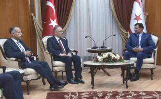 Maliye Bakanı Ağbal, KKTC'de e-Vergi Sisteminin Açılışını Yaptı