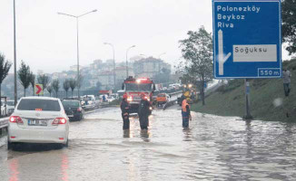 Sigorta Şirketleri Olası Yağmur ve Fırtına İçin Harekete Geçti