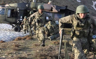 TSK Diyarbakır ve Van'da PKK'ya Ağır Darbe Vurdu