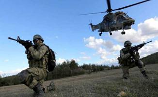 Van'da PKK Operasyonu ! 3 Terörist Etkisiz Hale Getirildi
