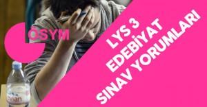 LYS Edebiyat 2016 Soruları , Cevapları ve Sınav Yorumları