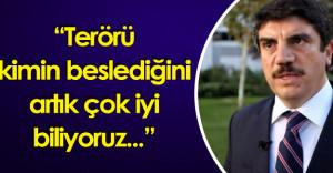 """AK Parti Genel Başkan Yardımcısı Yasin Aktay:"""" Terörü Kimin Belediğini Çok İyi Biliyoruz"""""""