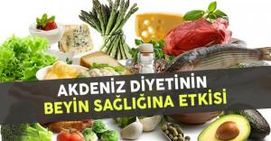 Akdeniz Diyetinin Beyin Sağlığına Etkisi