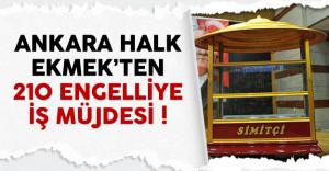 Ankara Halk Ekmek simit camekanı çekiliş sonuçları açıklandı