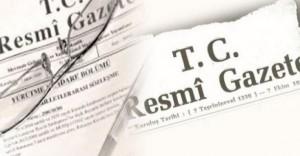27 Mayıs 2016 Bakan Yardımcısı Atama Kararları Resmi Gazete'de Yayımlandı