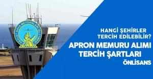 DHMİ Hangi Şehirlerde Apron Memuru Alımı Yapıyor ( KPSS 2016/1 Merkezi Atama)