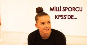 Dünya Aerobik Şampiyonu Genç Milli Sporcu Kimdir? Sorusu KPSS'de