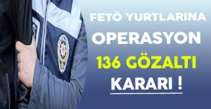 FETÖ'nün Ankara Yurtlarına Operasyon ! ( 136 Gözaltı Kararı )