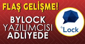 Flaş Gelişme: FETÖ' nün ByLock Yazılımcısı Hakime Sevk Edildi