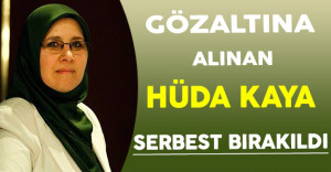 Gözaltına Alınan HDP İstanbul Milletvekili Kaya Serbest Bırakıldı