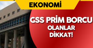 GSS Prim Borcu Olanlar Dikkat ! Başvurular Başlıyor