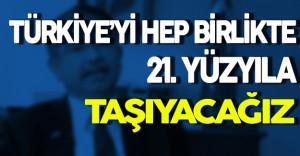 İsmet Yılmaz: Türkiye'nin Geleceği Aydınlıktır