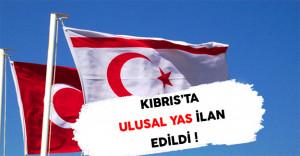 Kıbrıs'ta 1 Günlük Yas İlan Edildi !