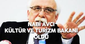 Kültür ve Turizm Bakanı Nabi Avcı Kimdir? ( Eski Bakan Mahir Ünal Koltuğu Devredecek)