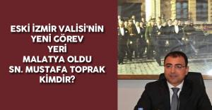 Malatya Valisi Mustafa Toprak Kimdir?