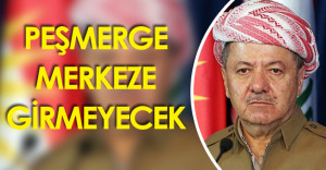 "Mesut Barzani :"" Peşmerge Musul Merkezine Girmeyecek"""
