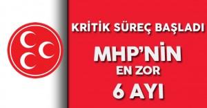 Milliyetçi Hareket Partisi (MHP) Tarihindeki En Zor 6 Ay