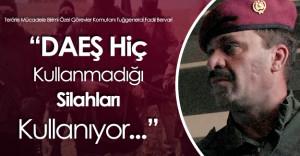 Musul Operasyonu Sürüyor ! Tuğgeneral Fadıl Bervari 'Silahlarını Bırakıp Kaçtılar'
