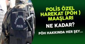 Polis Özel Harekat (PÖH) Maaşları Ne Kadar? (Pöh Hakkında Tüm Detaylar)