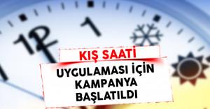 Saatlerin Geri Alınması İçin Başlatılan Kampanyaya Oy Verme İşlemi Devam Ediyor ! (#Saatler1SaatGeriAlınsın)