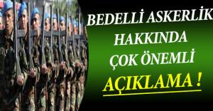 Son Dakika ! Başbakan Yardımcısı Kaynak'tan Çok Önemli Bedelli Askerlik Açıklaması !