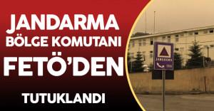 Son Dakika: Eski Jandarma Bölge Komutanı Tutuklandı