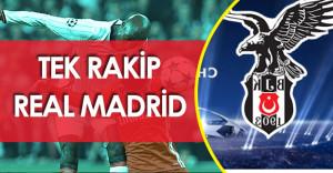 Son Şampiyon Beşiktaş'ın Tek Rakibi İspanyol Devi Real Madrid