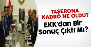 Taşerona Kadro Konusunda EKK#039;dan Bir Sonuç Çıktı Mı?