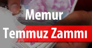 Temmuz Ayında En Düşük Memur Maaşına 102 Lira Zam Gelecek